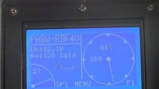 Video PA8W RDF40 Doppler Radio Direction Finder. download MP3, 3GP, MP4, WEBM, AVI, FLV Agustus 2018