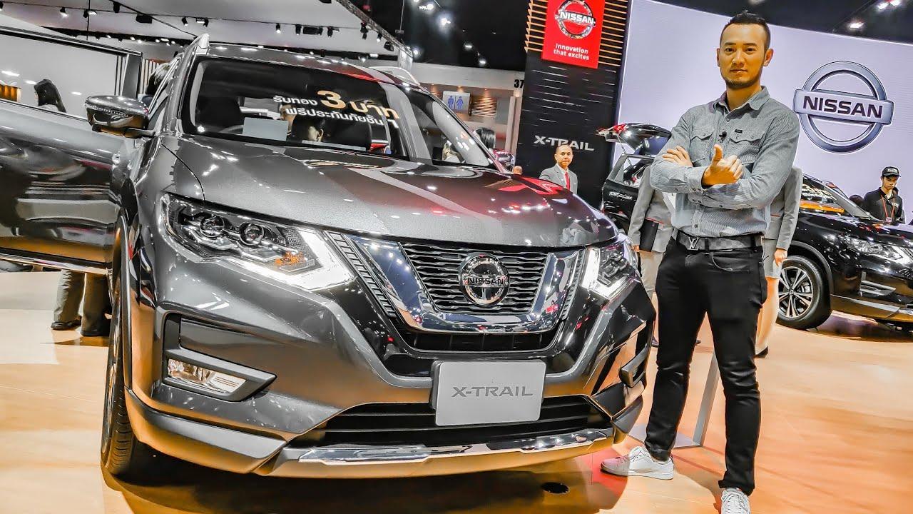 Tìm hiểu sự khác biệt trên Nissan X-Trail 2019