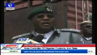 CONTRABAND GOODS: Imo Customs Seizes Items Worth N85million