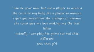 That Girl (lyrics) - Young JV