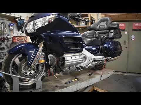 2007 GL1800 future reverse trike