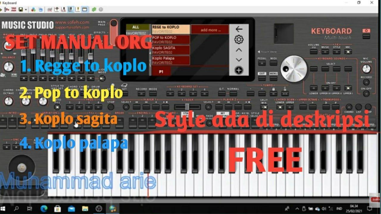 Set manual koplo update //ORG 2021