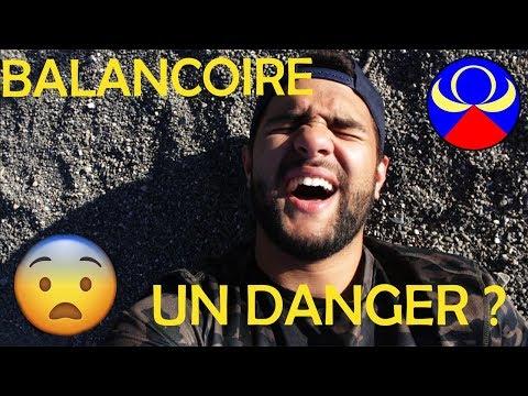 JE CHUTE DE LA BALANCOIRE ?! | VLOG MATANE #2