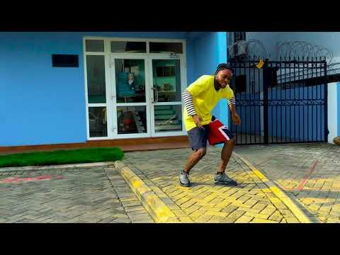 XCLUZIVE ZAKE - AFRO B FT WIZKID - DROGBA REMIX (DANCE VIDEO) by the top DANCER in Ghana