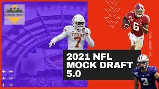 2021 NFL Mock Draft 5.0