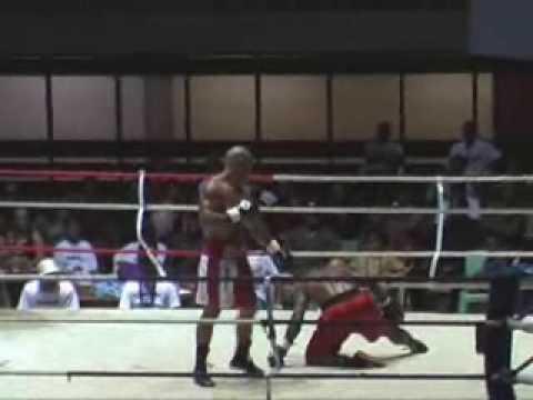 Tonga - Boxing - 2007