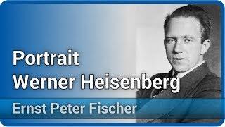 Portrait Werner Heisenberg | Ernst Peter Fischer