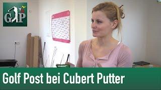 Cubert Putter: Kurt Schönwald stellt Neuheit unter den Puttern vor
