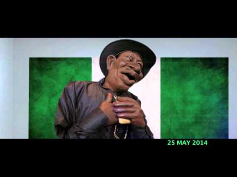 'Imagine' By 'Goodluck Jonathan' - Funny Music Video