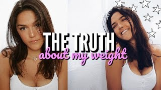 the truth about my weight, what I think about college, studying abroad || chit chat grwm