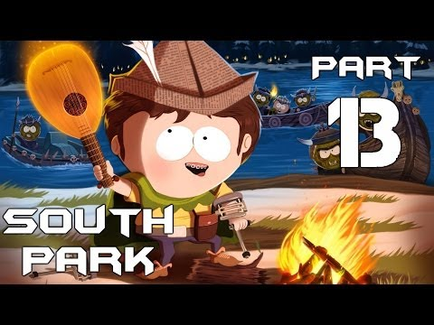 ► South Park : The Stick of Truth | #13 | David Hasselhoff | CZ Lets Play / Gameplay [HD] [PC]