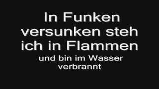 Rammstein - Feuer Und Wasser (lyrics) HD