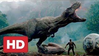 Jurassic World: Fallen Kingdom - Trailer 2 (Super Bowl Spot) Chris Pratt, Bryce Dallas Howard