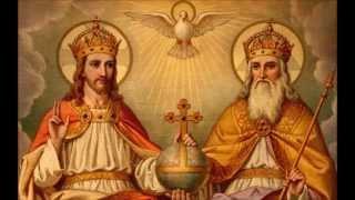 Credo Niceno Constantinopolitano cantado em Latim