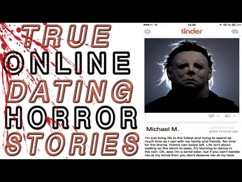 4 TRUE Online Dating HORROR Stories - Plentyoffish, OKCupid, Tinder Stories