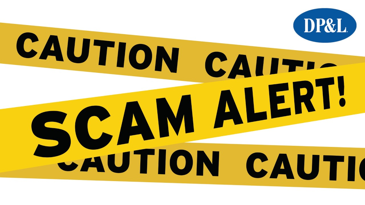 Scam Call   Dayton Power U0026 Light