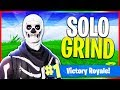 I Wumbo, You Wumbo // Solos Grind (Fortnite: Battle Royale LIVE Gameplay)