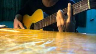 Người Cô Đơn - Khắc Việt  Guitar Cover by Huy Vu