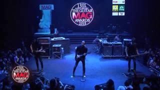 The Guitar Mag Awards 2015 Mini Show Case Bodyslam ชีวิตยังคงสวยงาม