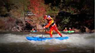 Jackson SUPerCharger- SUPing The Ocoee River
