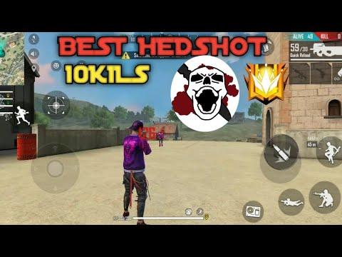 Top Head Shot Free Fire Video 😲 Grena Free Fire Video (Rdx Gamer)