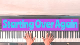 """""""starting over again""""please subscribe! ☺️instagram: @themusicianboytwitter: @themusicianboy————————————-lyrics:and, when i hold you in my arms promise youy..."""