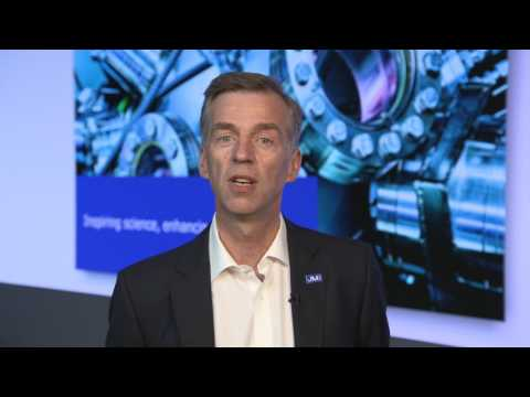 Johnson Matthey's Full Year Financial Results 2016/17