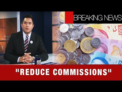 "MINISTRY OF FINANCE TELLS BANKS TO ""REDUCE COMMISSIONS"" 