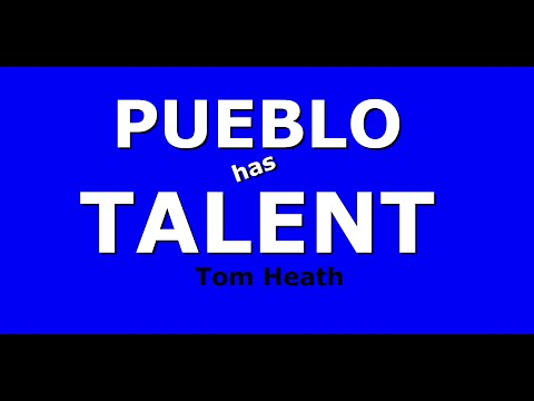 Flair Affair covers Pueblo Has Talent 2011 (Tom Heath)