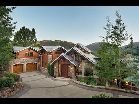 Mountain Contemporary Estate in Aspen, Colorado