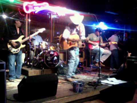 Joe King & The Diamond JK Band @ The Crazy Horse Saloon and Dance Hall