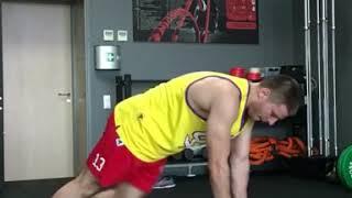 Тренировка мышц кора.Функциональный тренинг.