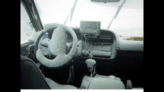 Плохо дует кондиционер ??? Решение - замена фильтра салона Toyota avensis