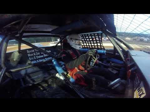 Kyle Deneen Bedford Speedway Hot Laps In car Camera 9/1/19