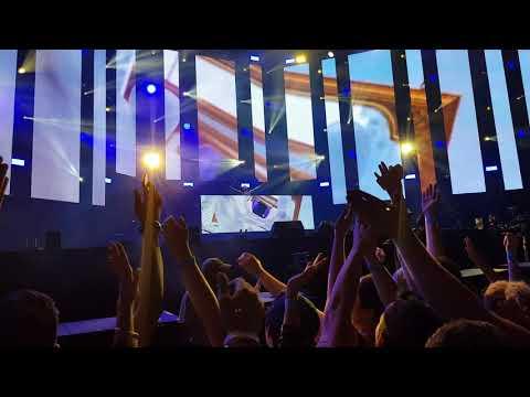 Steve Aoki and DVBBS - Without U - MTV Varna beach 2017