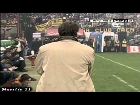 Full Highlights - Inter 0-6 Milan 11-05-2001
