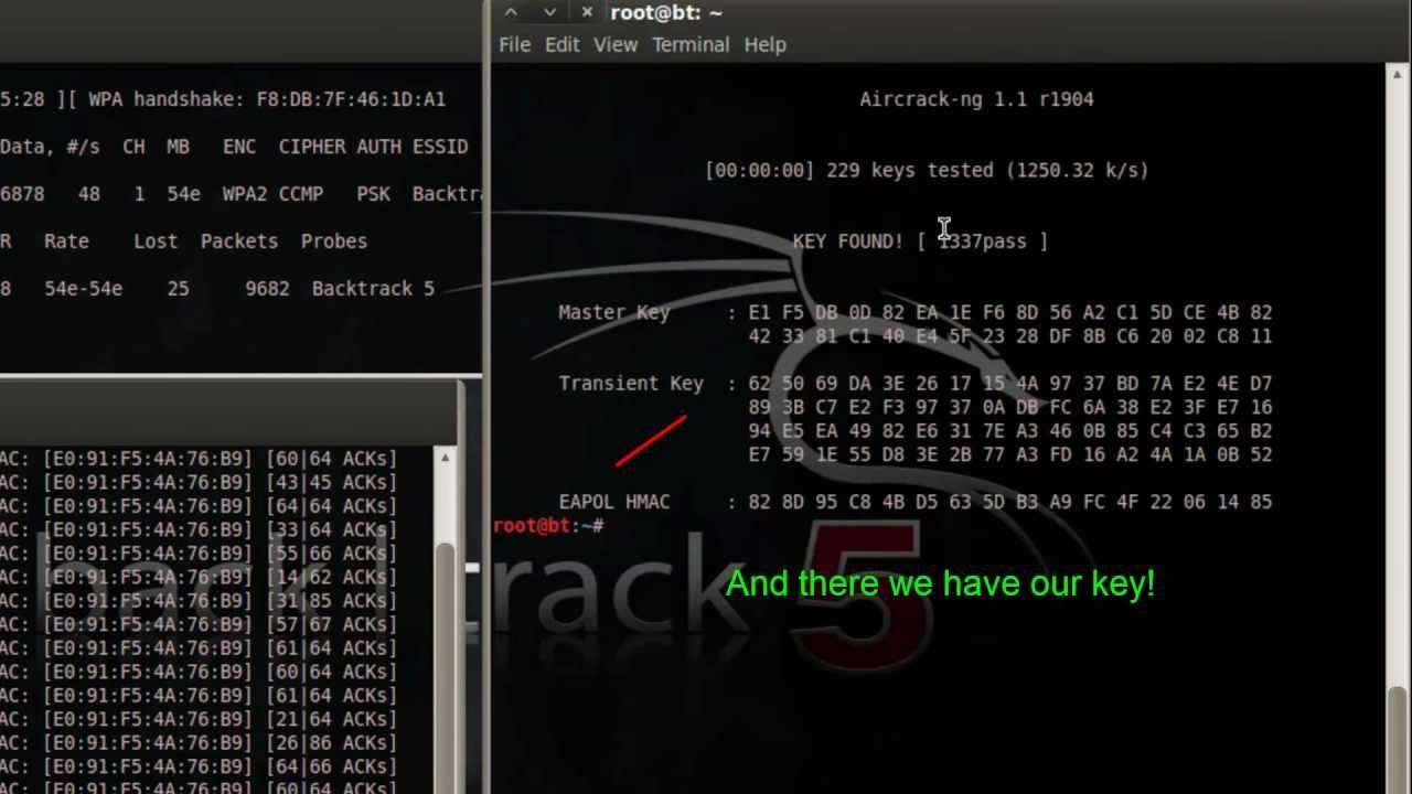 09 - How to make a bootable BACKTRACK 4/5 (linux) USB drive