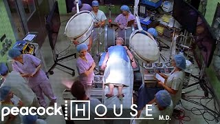 Video The Big Surgery | House M.D. download MP3, 3GP, MP4, WEBM, AVI, FLV November 2017