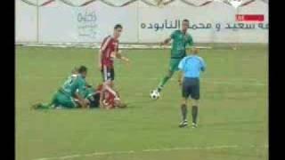 Ali Abaas (Third Goal Against Al Shabab)