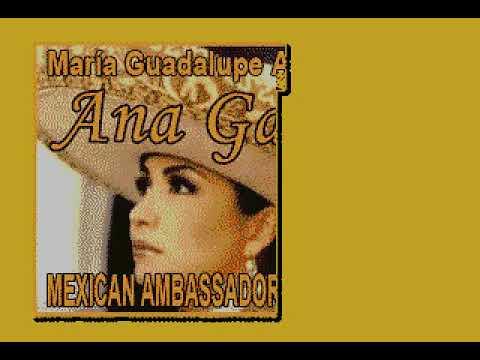 Ana Gabriel   Evidencias   Con Voz Y Letras