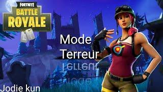 Fortnite Battle Royale: Skin Dart /Bullseye. (Emote A good sweat /Work it out). Terror mode.