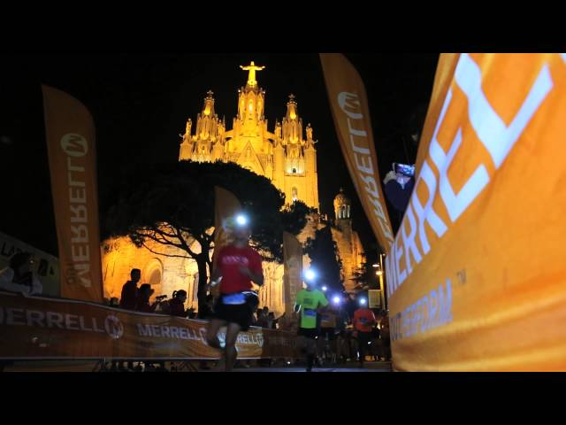 Barcelona Midnight Trail 2015