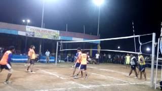 Angul volleyball championship