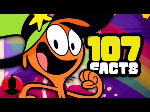 107 Wander Over Yonder Facts - (Tooned Up #231) | ChannelFrederator