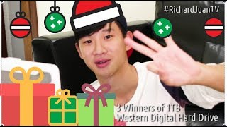 CHRISTMAS GIVEAWAY!! IPHONE? HARD DRIVE? MACBOOK? (in collaboration with POWER MAC CENTER)