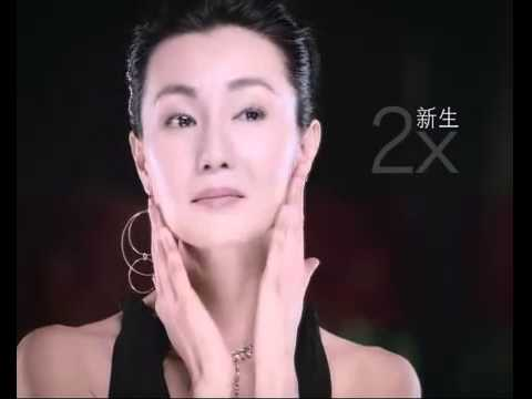 Regenerist TVC featuring Maggie Cheung 1