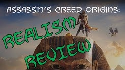 Assassin's Creed Origins: Historical Realism Review