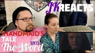 The Handmaid's Tale Season 2 Finale JKReacts