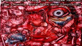 A Bombardment From Southern Paradise (The Colombian B. D. Metal Compilation) (Split) (2005) (FULL)