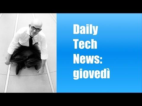 Daily Tech News 5 maggio 2016